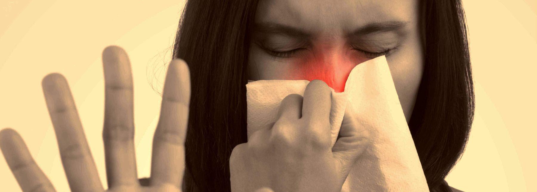 sequedad nasal