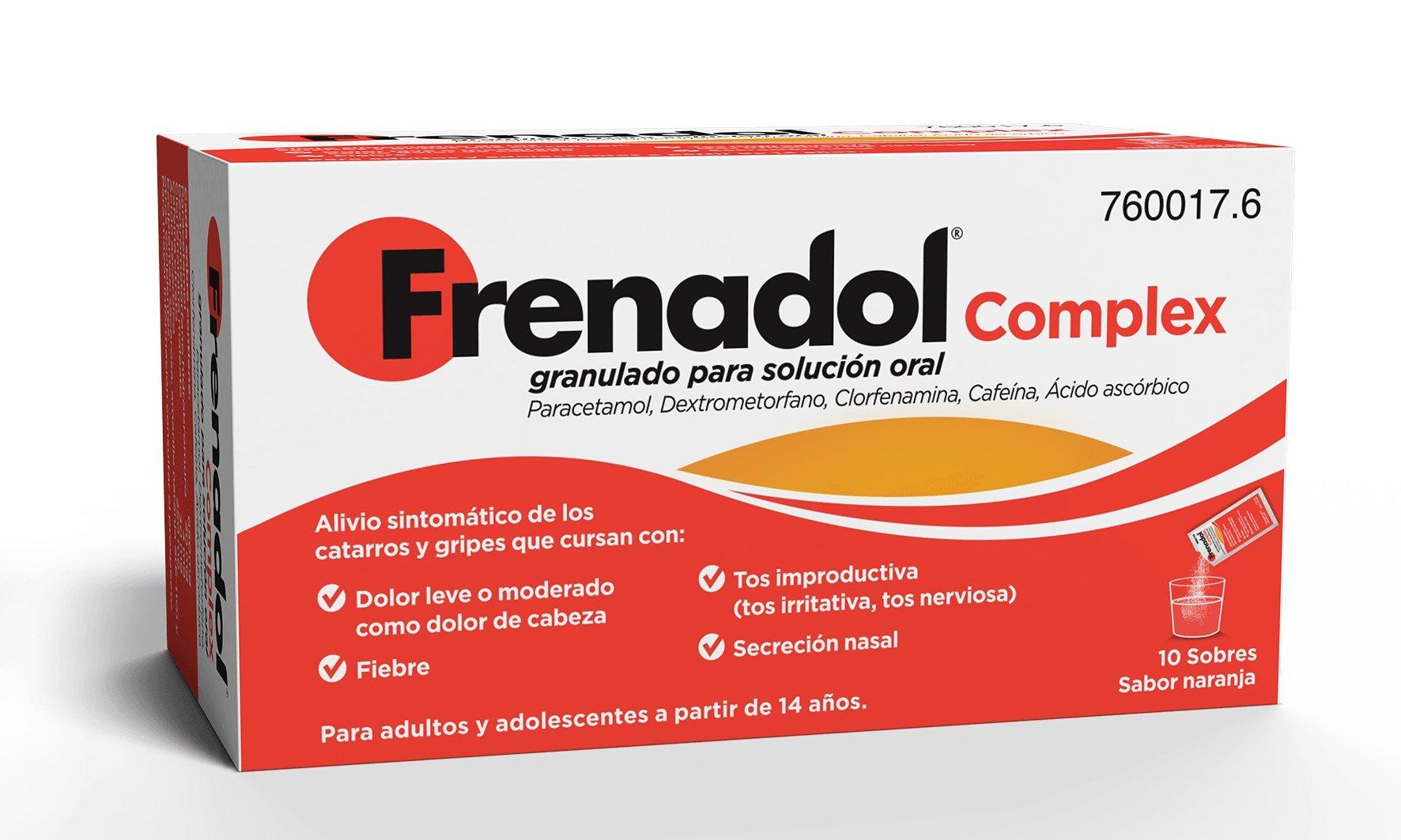 Frenadol Complex | frenadol