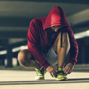 No dejes que la gripe te frene y sal a correr